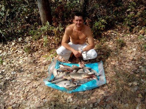 что взять с собой на карповую рыбалку