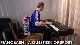 A Question Of Sport TV Theme | Piano Bash