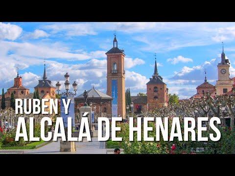 🇪🇸 Guía de ALCALÁ DE HENARES en Madrid