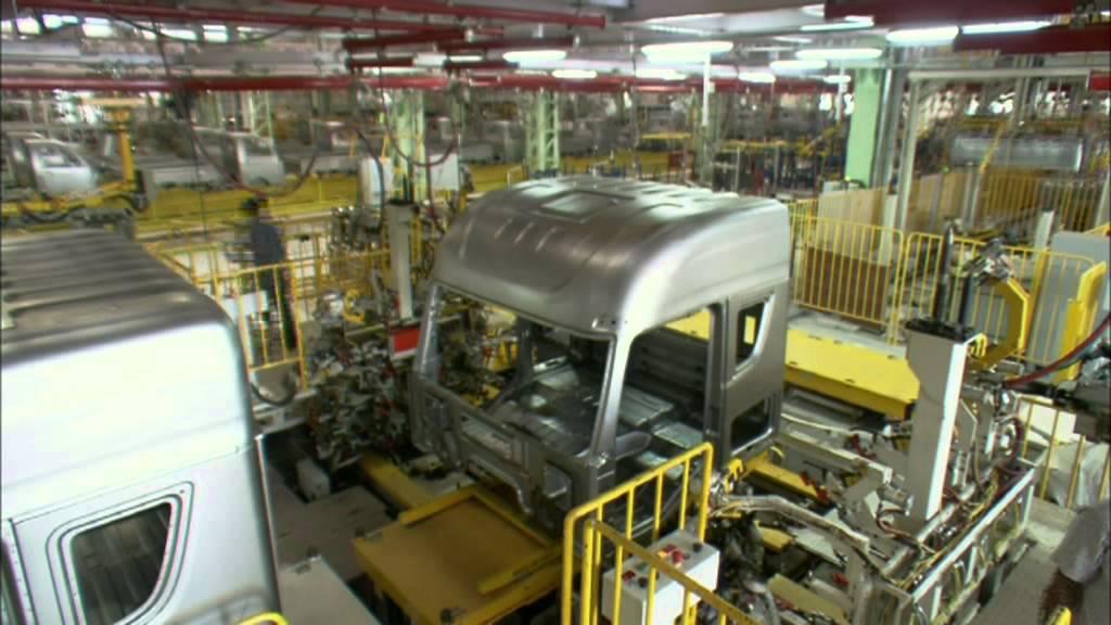 Mahindra Navistar S Chakan Plant Youtube