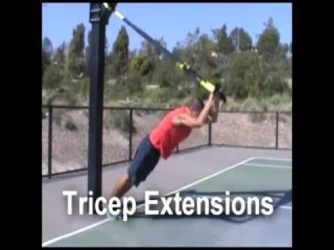 25 Best TRX Exercises Music Videos