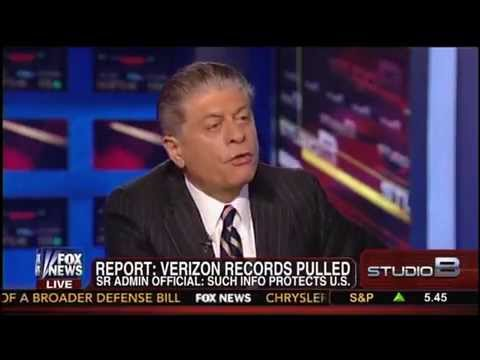 Shep Smith And Judge Napolitano Rail Against NSA Abuse: 'We're Not Letting This Go.'
