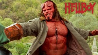 "Hellboy (2019 Movie) Official TV Spot ""Apocalypse"" – David Harbour, Milla Jovovich, Ian McShane"