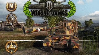 World of Tanks - FV4005 - 6 Kills - 8.4k Damage - one shot time! [Replay|HD]