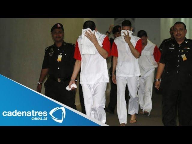 Ratifican pena de muerte en la horca para mexicanos condenados en Malasia