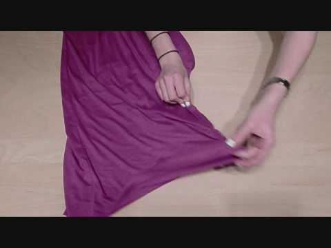 How to make a halter dress Music Videos