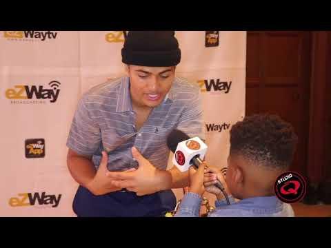 Jayden (My Godson) Interviews Disney XD Star Nathaniel Potvin