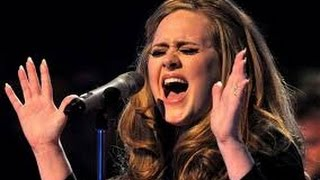 ADELE PERFORMS LIVE