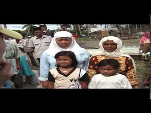 Tsunami Relief/Volunteer Trip to Indonesia in 2005