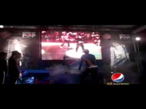 Reggae Sumfest 2012 - Pepsi Augmented Reality by Shift Interactive