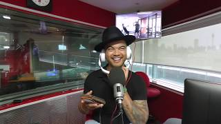 Guy Sebastian tests his wife with hidden cameras