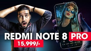 Redmi Note 8 Pro CONFIRMED Specification, Price in India & Launch!!