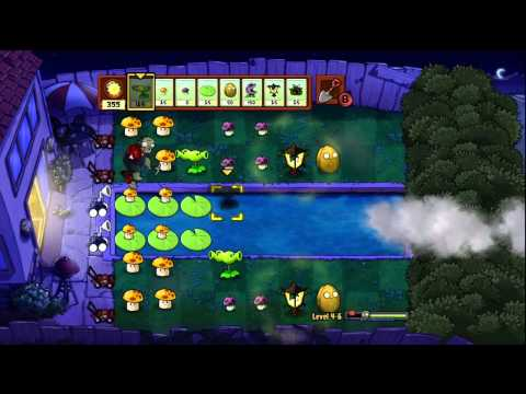 Let's Play Plants Vs. Zombies! (Part 12)