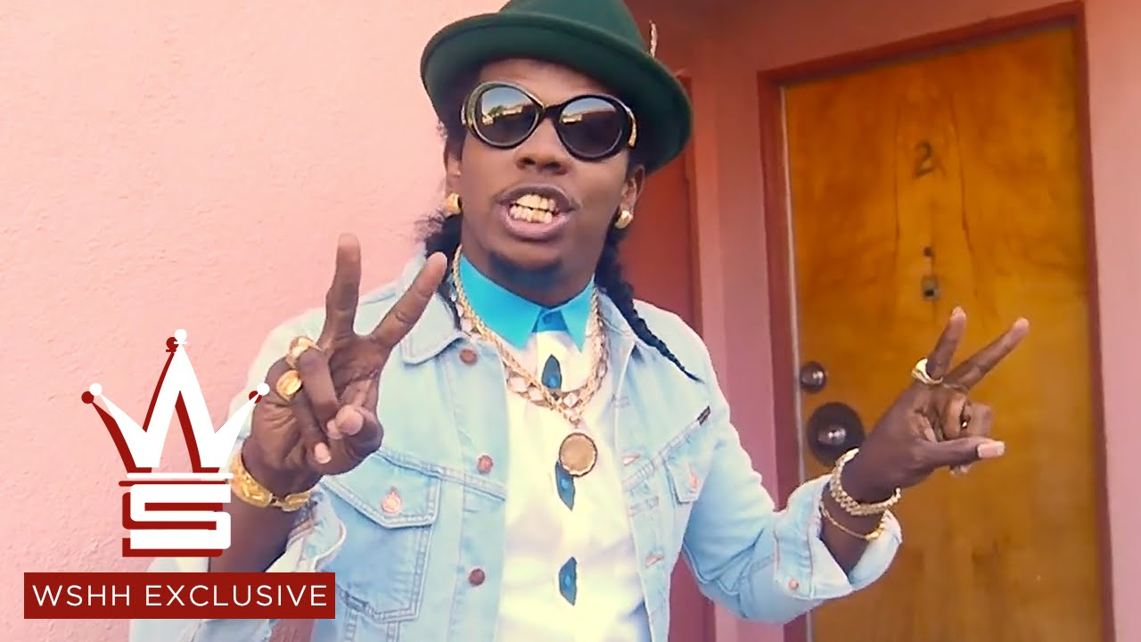 Trinidad James Feat. Lil Debbie & Problem - Definition Of A Fuck Nigga
