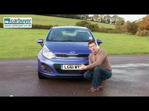 Kia Rio hatchback review - Carbuyer