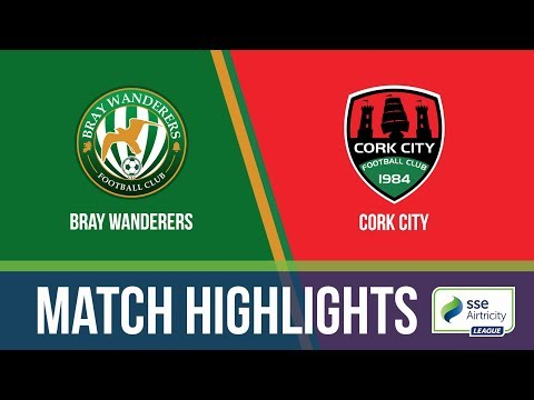HIGHLIGHTS: Bray Wanderers 0-4 Cork City FC
