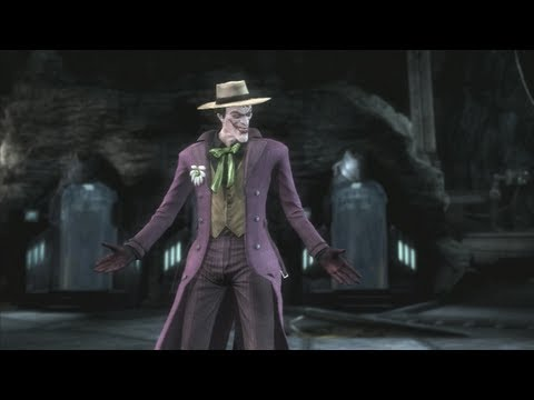 Final Confrontation Joker Vs Selina Kyle - Killing Joke DLC