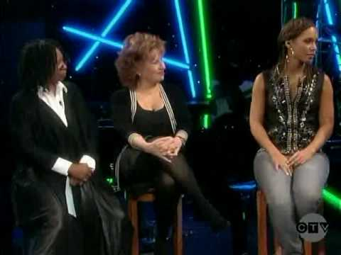 Alicia Keys Interview On The View Dec. 16 2009