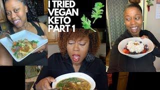 I tried Vegan Keto for 14 days