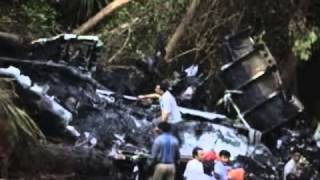 Fotos  Avion Accidente A�reo