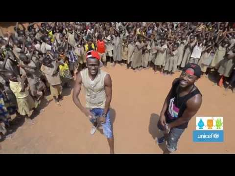 Toofan - Se Laver Les Mains Au Savon (official-unicef) video
