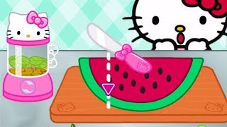 Permainan Game Anak Masak Masakan - Hello Kitty Lunch Box
