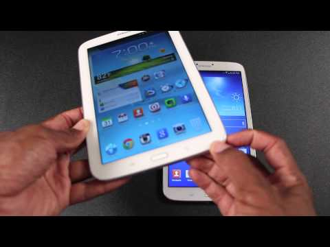 Samsung Galaxy Tab 3 8.0 vs Galaxy Note 8.0