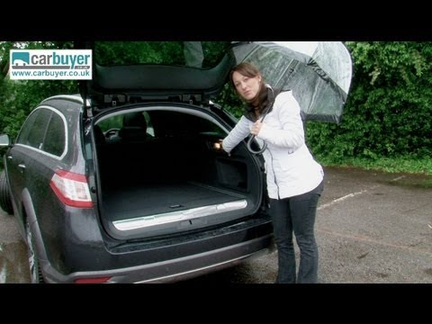 Peugeot 508 RXH review - CarBuyer