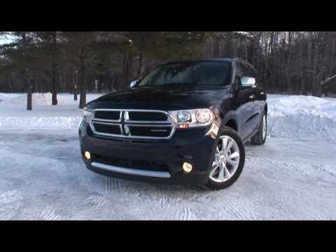 2011 Dodge Durango - Drive Time Review