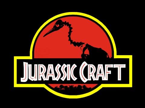 Minecraft สอนลง Mod Jurassiccraft