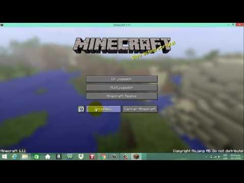 Como descargar e instalar  Texture Pack  para Minecraft 1.11