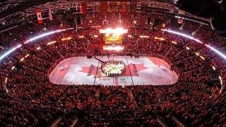 "Download Lagu Ottawa, Montreal and Toronto sing ""O Canada"" Gratis STAFABAND"