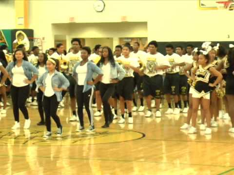 Oxon Hill High School 2014 Homecoming Trailer