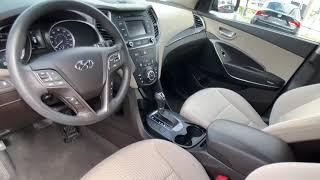 2018 Hyundai Santa Fe Sport Orlando FL JH079943