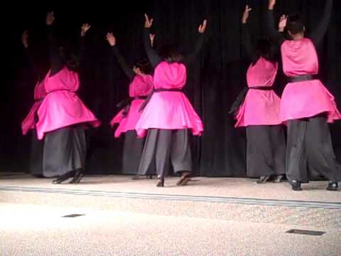 Blessings By Laura Story--praise Dance video