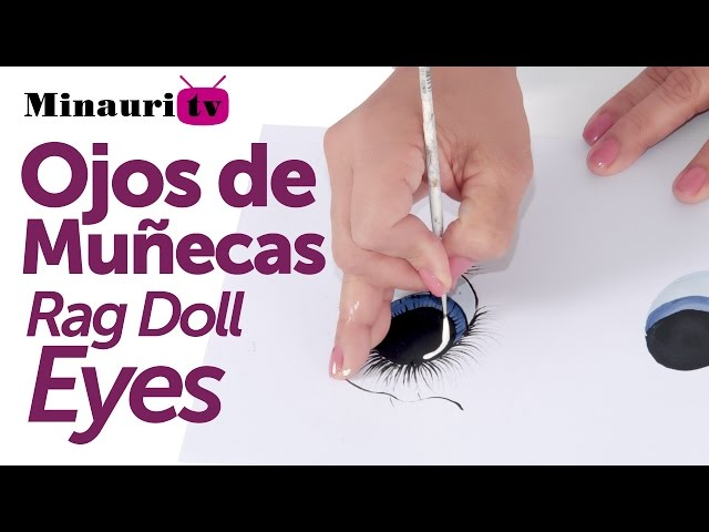 DIY - How-To - Pintar Ojos - Eyes Painting