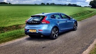 Volvo V40 D4 (14% bijtelling) - review Autovisie TV