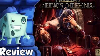 The King's Dilemma Review - with Tom Vasel