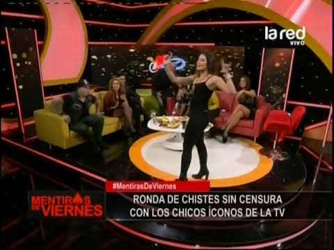 Camila Nash y su chiste sin censura
