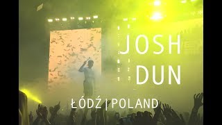 one minute Josh Dun appreciation, twenty one pilots | Morph, Poland, Łódź, Atlas Arena, 15.02.2019