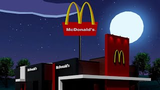 TRUE MCDONALD'S HORROR STORY ANIMATED (PG-13)