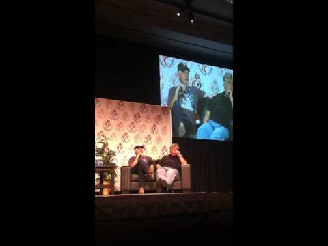 Pinky and the Brain Panel Rose City Comic Con 2014 addictions