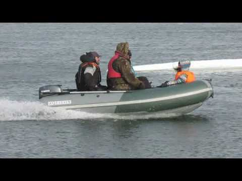 испытание лодок пвх аквилон в ютубе