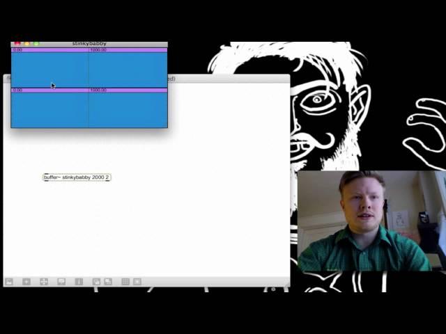 Max/MSP Groove~ Part 1: Basic Tutorial