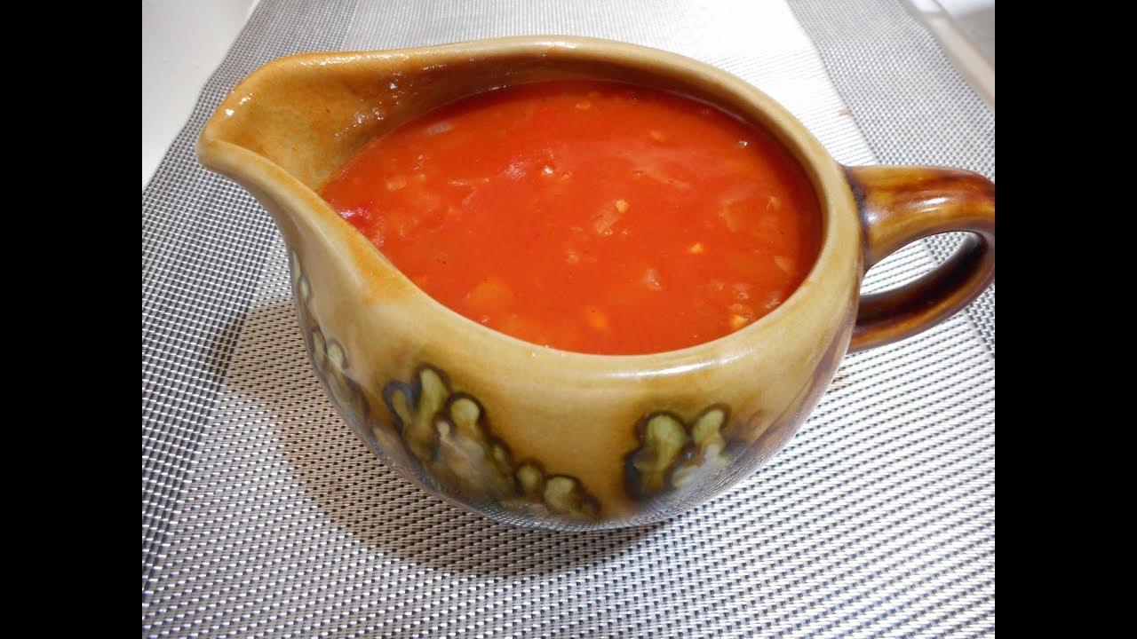 Вкусные соусы своими руками 8608