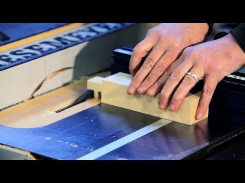 Cut & Chisel a Mortise & Tenon Joint   Woodworking