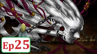 Claymore Episode 25 English Dub