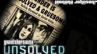 GTA V: Who Killed Leonora Johnson Confession Letter Guide- Scraps 21-30