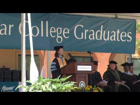 2014 San Diego Miramar College Graduation Ceremony