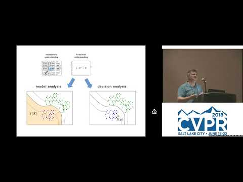 CVPR18: Tutorial: Part 1: Interpreting and Explaining Deep Models in Computer Vision